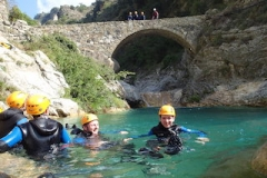 canyoning barbaira